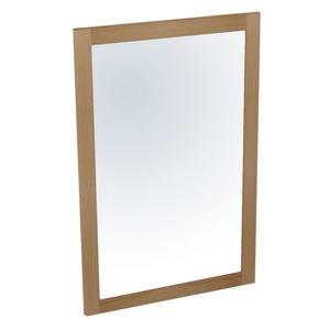 SAPHO LARITA zrcadlo 500x750x20mm, dub natural LA052