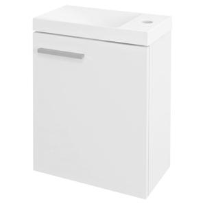 SAPHO LATUS X umyvadlová skříňka 39,4x50x22cm, bílá LT110