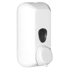 SAPHO MARPLAST dávkovač pěnového mýdla 500 ml, bílá A71611