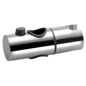 SAPHO Náhradní jezdec pro sprchovou tyč 25 mm, ABS/ chrom NDLK139-01