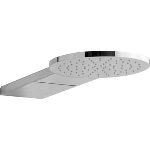 SAPHO TRIO podomítková hlavová sprcha, průměr 250mm, kaskáda, chrom SF079