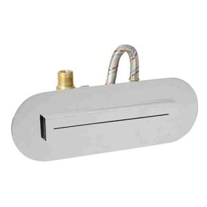 SAPHO Vodopád Stream-oválný k zápustné instalaci do sprchových koutů 260x90x57mm SH1003