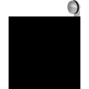 Sifon vanový CLICK CLACK kov-chrom 80cm ; zátka d70mm ALCAPLAST Plast A504KM-80 A504KM-80