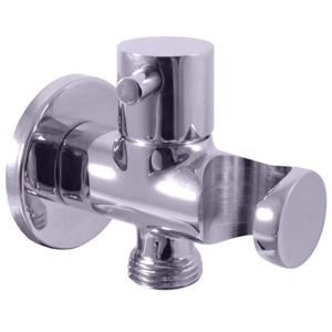 SLEZAK-RAV Držák sprchy s keramickým ventilem, Barva: chrom/kov MD0770
