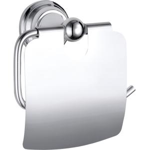 SLEZAK-RAV Držák toaletního papíru s krytem, chrom MKA0400