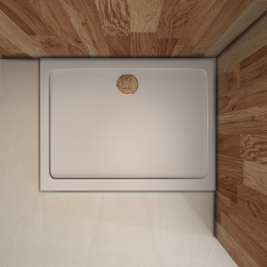 STACATO ETERMY sprchová vanička z litého mramoru, obdélník Rozměr obdélníku: 1400x700mm ET714