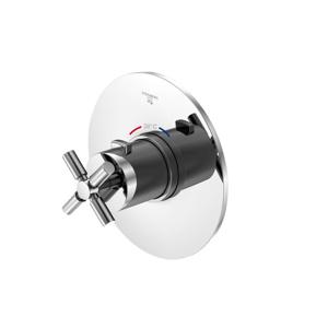 STEINBERG Podomítková termostatická baterie /bez montážního tělesa/, chrom 250 4202