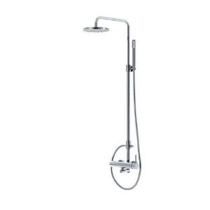STEINBERG Sprchový set jednopákový, chrom 100 2760