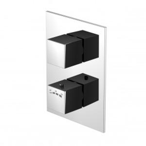 STEINBERG Termostatická podomítková baterie /bez montážního tělesa/, chrom 160 4103