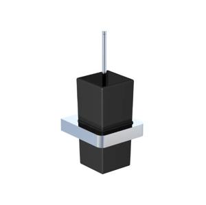 STEINBERG WC štětka, černé sklo 420 2902