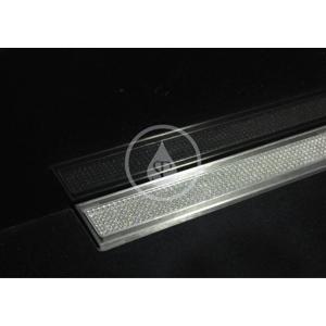 Swarovski Nerezový rošt pro sprchový žlab, s krystaly Swarovski, délka 600 mm IDRO0600SWA