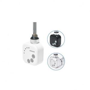 Topná tyč STELLA s termostatem a časovačem Černá , 800 W RDOSTELLA08C2