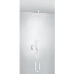 TRES Podomítkový jednopákový sprchový set s uzávěrem a regulací průtoku 21118080BM