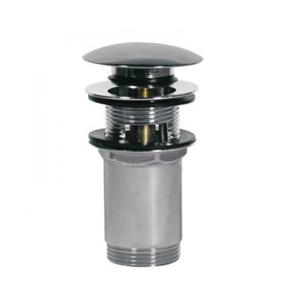 TRES Umyvadlový ventil s přepadem zátka O 66 mm CLICK-CLACK 13454160