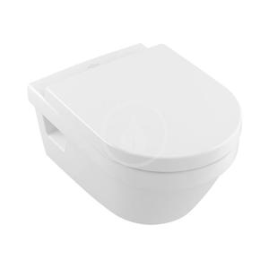 VILLEROY & BOCH Architectura Závěsné WC se sedátkem SoftClosing, DirectFlush, alpská bílá 5684HR01