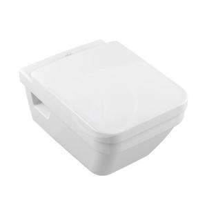 VILLEROY & BOCH Architectura Závěsné WC se sedátkem SoftClosing, DirectFlush, alpská bílá 5685HR01