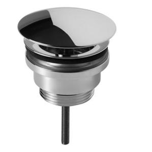 VILLEROY & BOCH Příslušenství Neuzavíratelný ventil, chrom 87989061